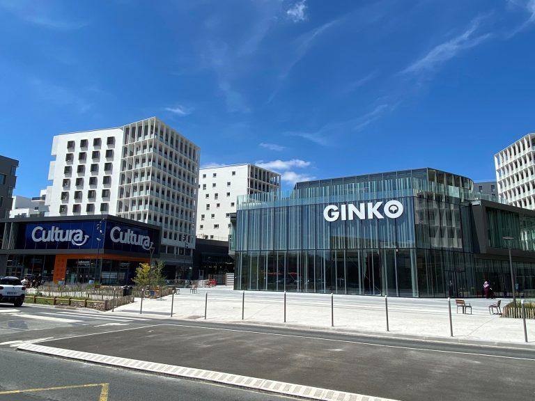 Eco-quartier GINKO