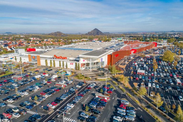 Торговый центр Aushopping / Noyelles Godault