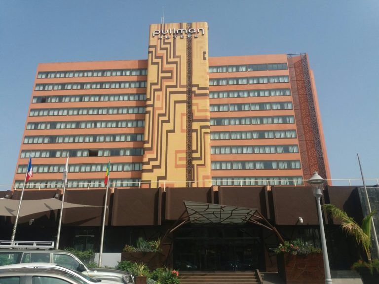 Téranga Pullman Hotel in Dakar