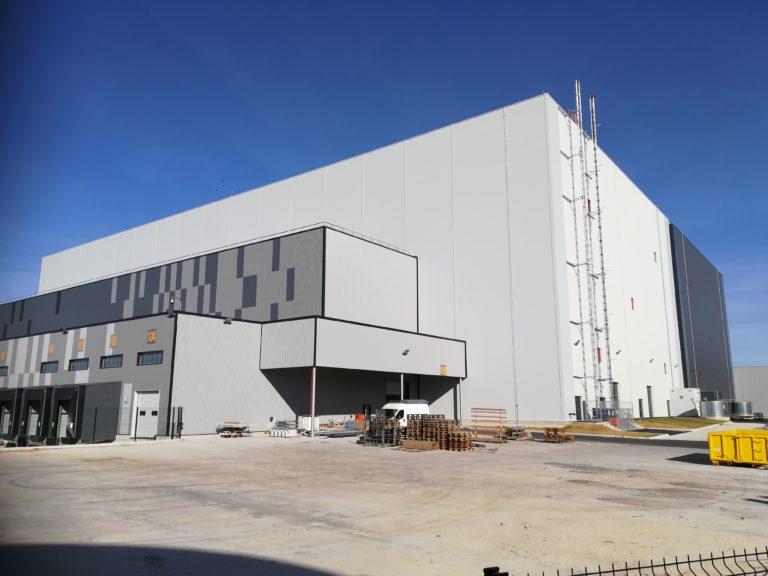Scapartois logistics platform