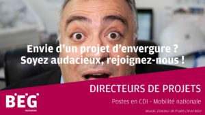 Directeurs de Projets (H/F)