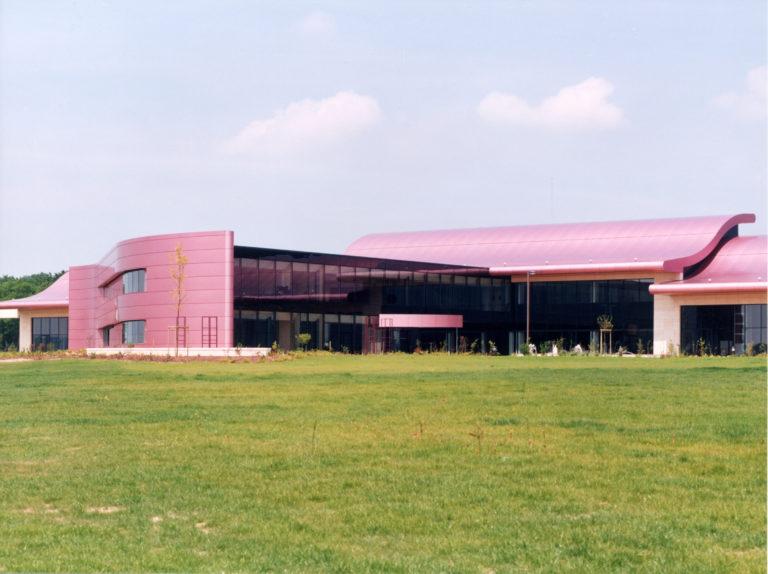 Bureaux et unité de production SHISEIDO